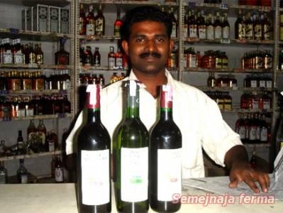 Вина Индии - Виноградные вина - Виноделие - Библиотека - Семейная ферма