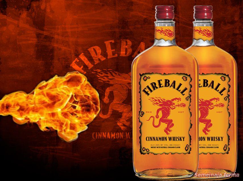 ликер fireball рецепт